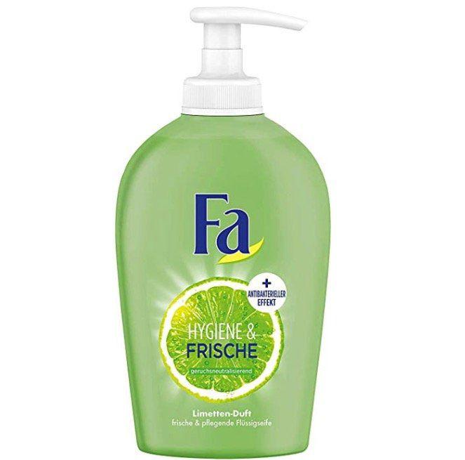 6er Pack Fa Hygiene und Frische Flüssigseife ab 5,54€ (statt 12€) – Prime + Sparabo