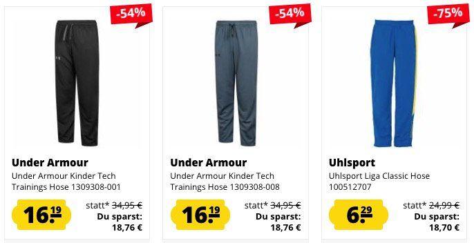 Jogginghosentag 2020: 10% Rabatt auf Jogginghosen bei SportSpar