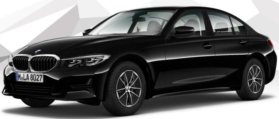 BMW 320i mit 184 PS im Gewerbe Leasing für 226,64€ mtl. brutto   LF: 0.55