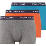 3er Pack Tom Tailor Hip-Pants Boxershorts für 12,40€ (statt 24€)