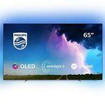 Philips 65OLED754 – 65 Zoll OLED mit 120Hz + Ambilight für 1.417€ (statt 1.999€)