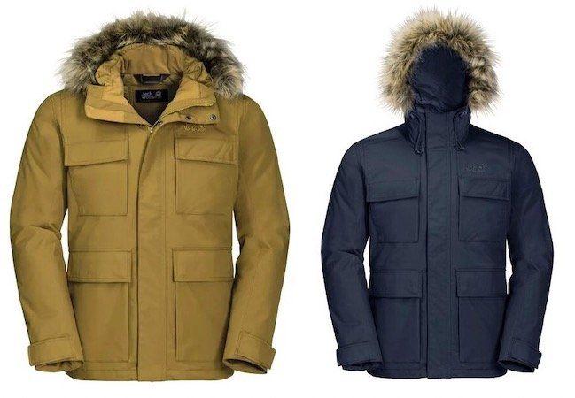 Jack Wolfskin Point Barrow Winter Hardshell Jacke für 179,10€ (statt 209€)