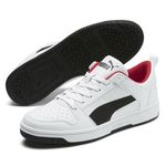 Puma Rebound Lay Up Lo SL Unisex-Sneaker in Weiß für 31,20€ (statt 54€)