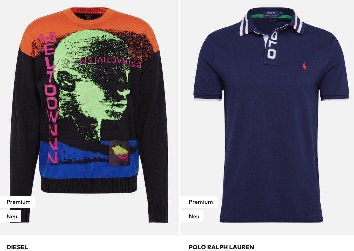About You: 25% Rabatt auf das Premium Sortiment ab 75€   z.B. 6er Pack Ralph Lauren Boxershorts für 59,84€(statt 74€)