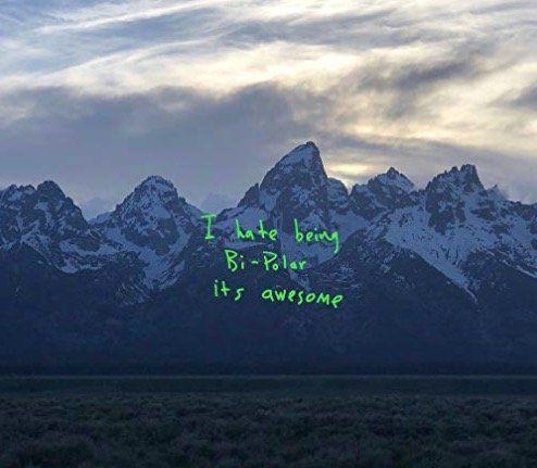 Vorbei! Kanye West   Ye (Vinyl LP) für 7,21€ (statt 15€)
