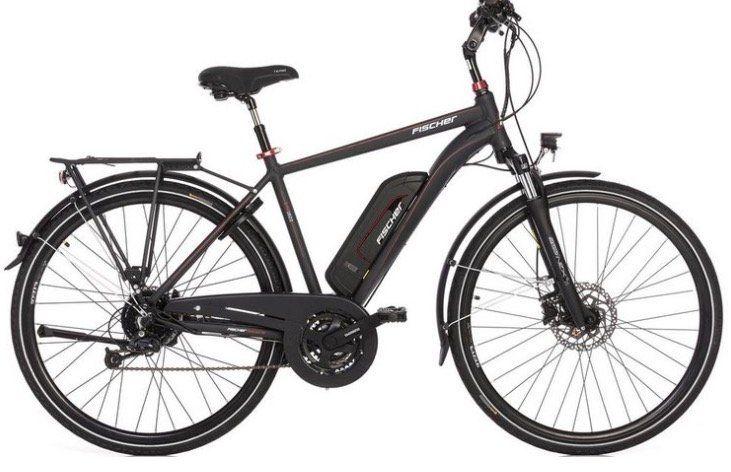 Fischer ETH 1822 E Bike mit Heckmotor 250W für 1.359,10€ (statt 1.629€)