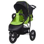 knorr-baby Sportwagen Joggy S Happy in Grün für 78,19€ (statt 125€)