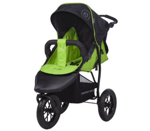 knorr baby Sportwagen Joggy S Happy in Grün für 78,19€ (statt 125€)