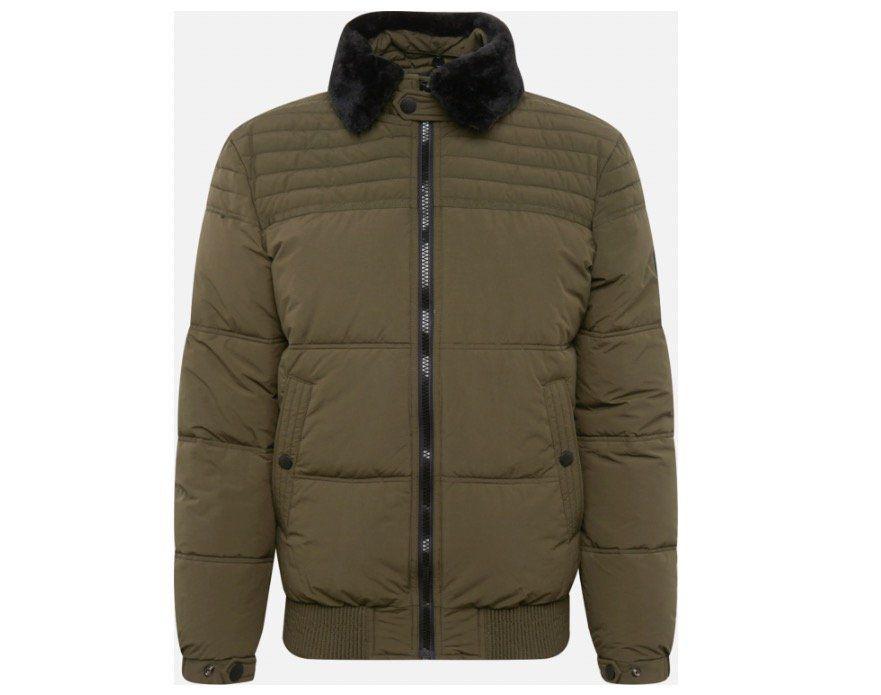 JOOP Tobito Herren Jacke in Khaki für 90,30€ (statt 169€)   wenig Größen