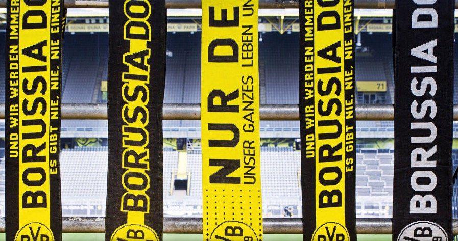 BVB Stadion Schals für je nur 9€ zzgl. VSK