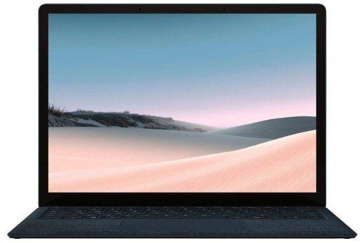 """Microsoft Surface Laptop 3 13,5"""" mit 8GB, 256GB SSD und Core i5 in Kobalt Blau für 899€ (statt 1.059€)"""