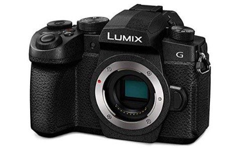 Lumix Panasonic DC G90EB K Systemkamera Body für 648,55€ (statt 829€)