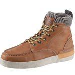 """REPLAY Leder-Sneaker """"Louisburg"""" in Hellbraun in vielen Größen für 67,43€ (statt 86€)"""