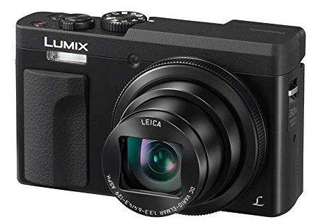 Panasonic Lumix DC TZ90 mit 20,3 MP,  30x Zoom (Leica) und Wi Fi für 239,86€ (statt 332€)