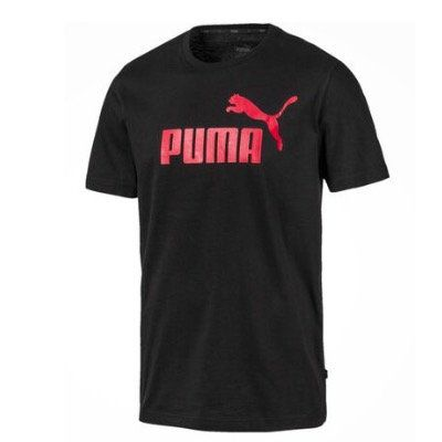 Puma Essential Herren Logo T Shirts in 2 Farben ab 6,99€ (statt 15€)