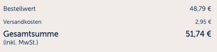 Timberland 6 inch Puffer Boot Herren Winterstiefel für 51,74€(statt 90€)