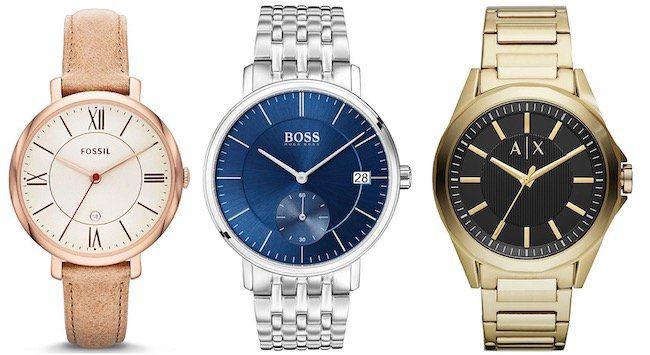 Christ: Marken Uhren mit  20% (Tommy Hilfiger, Fossil, Boss uvm.)   z.B. Skagen Signatur für 59€ (statt 76€)