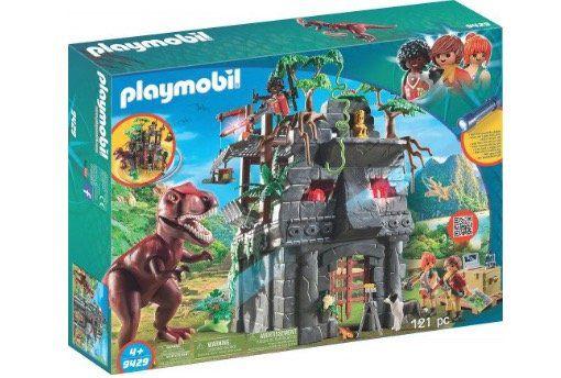 Playmobil Basecamp mit T Rex (9429) für 34,14€ (statt 41€)