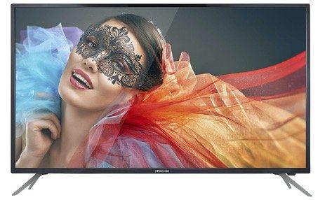 Abgelaufen! Polaroid 55 UltraHD Fernseher mit Triple Tuner für 194,82€ (vorher 227€)