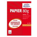 Avery Zweckform 2575 Druckerpapier DIN A4 500 Blatt für 3,99€ (statt 10€)