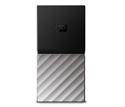 WD My Passport SSD (WDBKVX) 2TB mit USB C für 222,15€ (statt 320€)