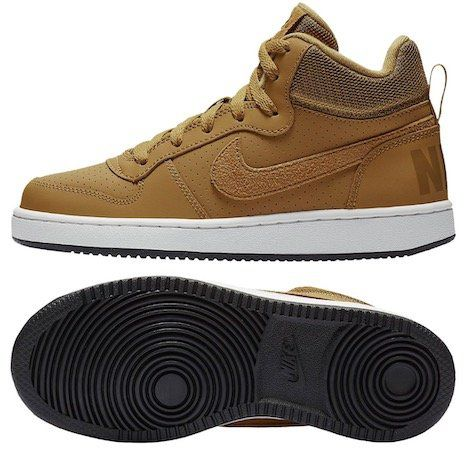 Nike Court Borough Mid GS Kinder Sneaker für 30,98€ (statt 43€)
