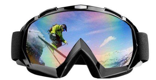 TolleTour Ski  oder Snowboard Brille mit UV Schutz und Anti Fog für 11,19€ (statt 16€)   Prime