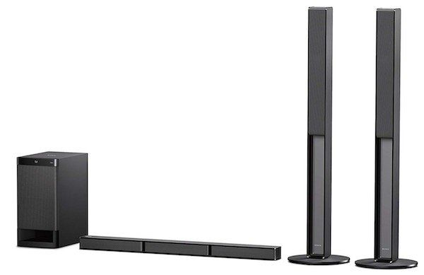 Sony HT RT4   5.1 Soundbar System mit Bluetooth für 229€(statt 267€)