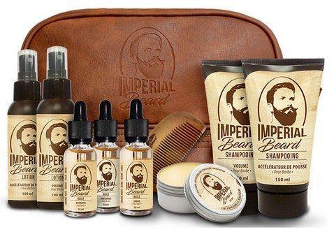 Imperial Beard Bartpflege Set für 55,90€ (statt 75€)