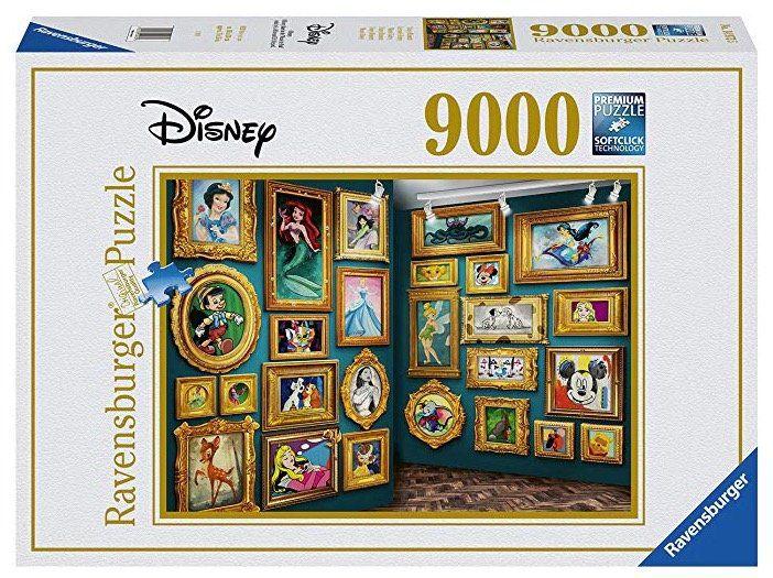Ravensburger 14973 Puzzle Disney Museum mit 9.000 Teilen für 62,99€ (statt 77€)