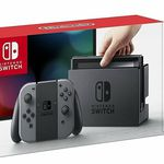 Ausverkauft! Nintendo Switch in Blau-Rot für 339,89€ (statt 529€)