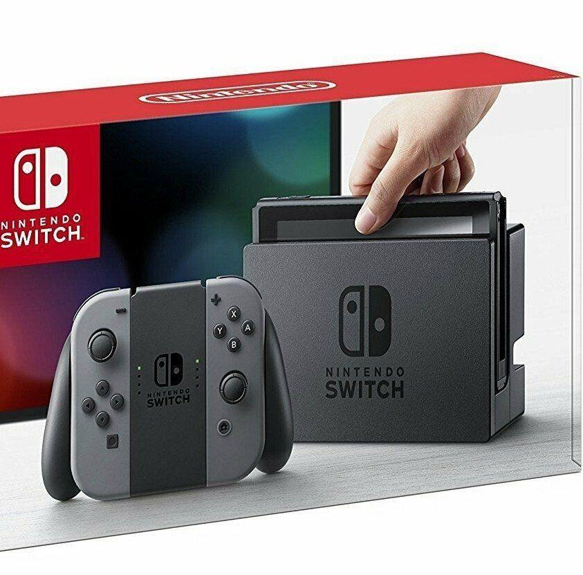 Ausverkauft! Nintendo Switch in Blau Rot für 339,89€ (statt 529€)