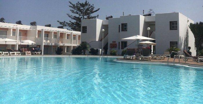 Fuerteventura: 7 Tage im 4* Hotel mit All Inclusive + Flügen ab 378€ p.P.