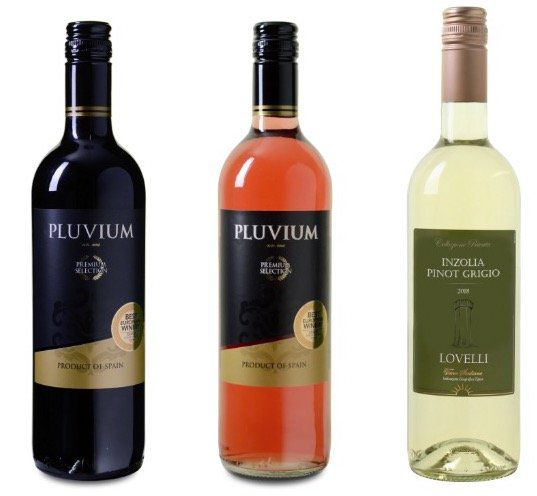 Weinvorteil: ausgewählte Weine ab nur 2,99€ je Flasche (bei 18 Flaschen MBW)
