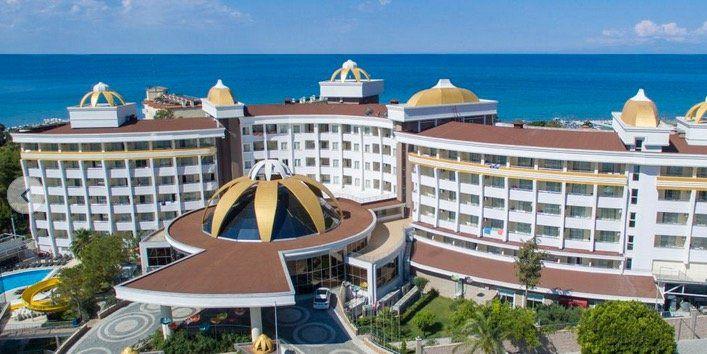 1 Woche Side im 5* Erwachsenenhotel Alegria Hotel & Spa mit Flügen, Transfer & All Inclusive ab 175€ p.P.
