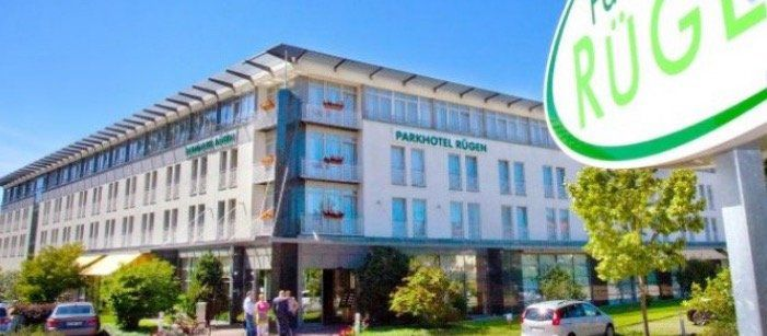 4* Parkhotel Rügen mit Frühstück mit WLAN und Sauna nur 25€ pro Person