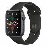 Vorbei! Apple Watch Series 5 (GPS, 44mm, Aluminium) in Space Grau mit Sportarmband für 386,91€ (statt 449€) – eBay Plus