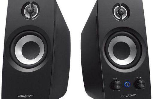 Creative T15 2.0 Bluetooth Lautsprechersystem (B Ware) für 29,99€ (statt neu 59€)