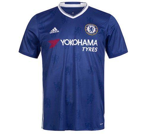 adidas FC Chelsea Home 2016/2017 Trikot für 31,94€ (statt 44€)