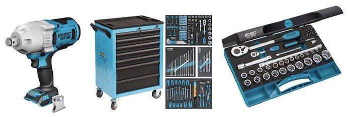 15% Rabatt auf ALLES im Werkzeug Shop Zoro   z.B. HAZET Steckschlüssel Satz für 146,85€ (statt 173€)