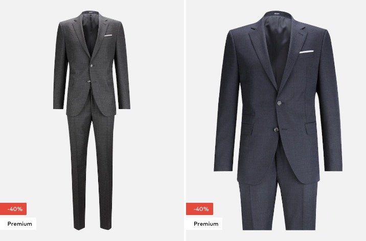 Schnell: JOOP Finlo Brake Anzug 🤵 in Grau oder Dunkelblau für 209,58€ (statt 500€?)