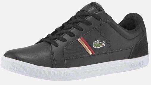 Lacoste Europa 319 1 SMA Leder Sneaker für 69,98€(statt 85€)