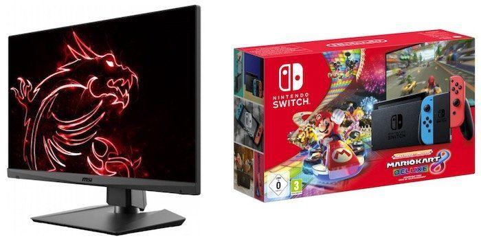Proshop Gaming Weekend bis Mitternacht   z.B. MSI Optix MAG272QP für 329,98€ (statt 487€)