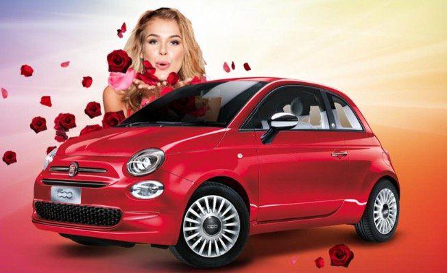 Privat und Gewerbe: Fiat 500 Pop Star Automatik 8V mit 69PS für 79€ brutto   LF 0,58 (optional Vollkasko 29€ mtl)