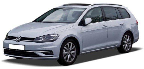 VW Golf VII Variant 2.0 TSI 4Motion R im Gewerbe Leasing für 212,29€ mtl. netto   LF: 0.53