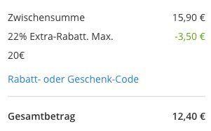 Ostsee Therme in Scharbeutz Tageskarte für 12,40€