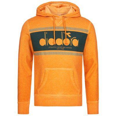 Diadora Full Zip Core Herren Hoodie Kapuzen Sweatshirt in unterschiedlichen Farben ab 18,88€