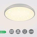 60% Rabatt auf LED Deckenleuchten mit Sternenhimmel-Effekt z.B. 60W Warmweiß für 18,80€ (statt 47€)