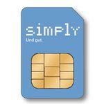 Allnet-Flatrate im O2-Netz mit 2GB LTE von Simply für nur 4,99€ mtl. + monatlich kündbar (oder 4GB für 7,99€)