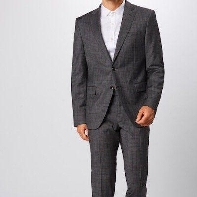 JOOP! Herby Blayr Anzug aus 100% Schurwolle in Regular Fit für 159,20€ (statt 220€)